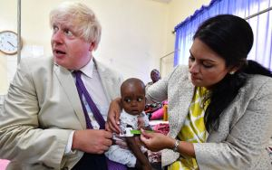 Britain to cut its foreign aid money to Nigeria by 50%