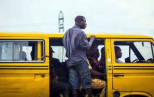Lagos bus conductors to start wearing uniforms