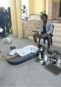 Rivers government reacts to escape of ritual murder suspect from police custody