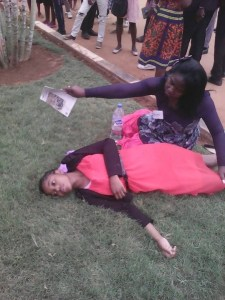 400 Jehovah's witnesses in Angola pass out due to toxic gas at a convention (Photos)