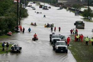 The shocking aftermath of Hurricane Harvey in Texas (Photos)