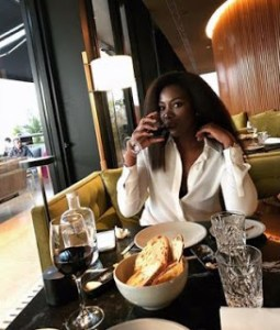 Genevieve Nnaji vacations in Portugal (Photos)
