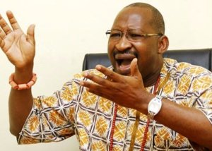 GRAMMAR KING: Check Out Patrick Obahiagbon's Tribute To Tony Anenih (Check It Out)
