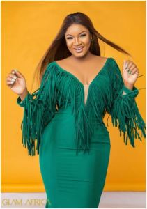 NICE!! Omotola Jalade-Ekeinde Honored As One Of 100 Most Influential People Of Africa