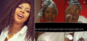 Popular Ghanaian TV Personality, Who Mocked President Buhari And Nigerians,Afia Schwarzennegar Caught By Her Husband Having se-x With Another Man (Photos)