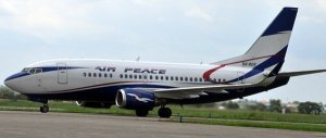 3 passengers arrested for causing panic on Air Peace flight
