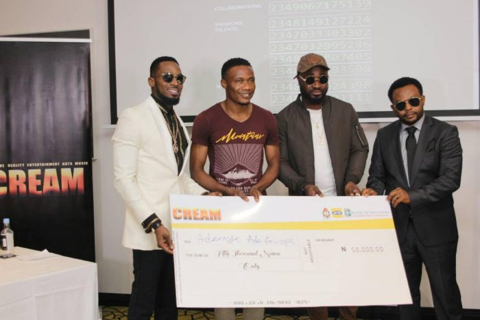 , D'banj Gives Out Million In Naira To Winners As Cream Platform Celebrates 1 Year Anniversary (See Photos), Effiezy - Top Nigerian News & Entertainment Website