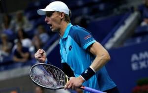 South African Kevin Anderson in record US Open final