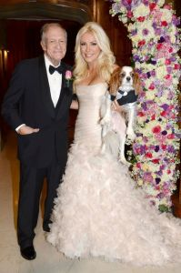 , Hugh Hefner's 30-year-old wife Crystal Harris 'will not inherit anything after signing iron-clad prenup of never being added to his will', Effiezy - Top Nigerian News & Entertainment Website