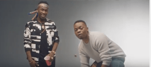 Omihanifa ft. Olamide – Wave Remix (Official Music Video)