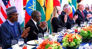 Muhammadu Buhari among the most Tweeted world leaders at the UN General Summit