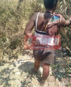 Height of Poverty? Shameless young girls now selling sex in broad daylight at flyover, bush (Photos)