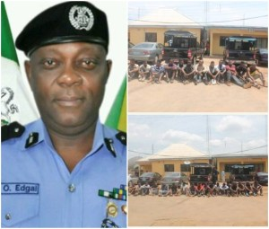 JSS 1 Student, 56 Others Arrested During Cult Initiation In Lagos Forest