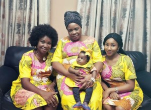 See this beautiful photos of four-generation