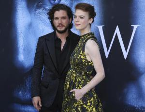 Game of Throne Star's, Kit Harington and Rose Leslie Are Engaged