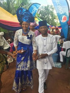 Why my 17-year-old sister married her 18-year-old boyfriend – Lady shares details of viral 'Teenage Wedding'