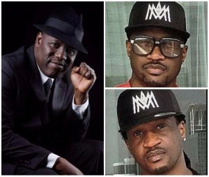 Kenny Ogungbe says P-square fight is a shameless publicity stunt