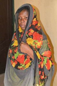 Nurse arrested after buying Five-Year-Old baby N15,000 for barren couple. (Photo)