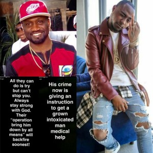 "Jude Okoye supports Davido: ""Operation Bring Him Down Will Backfire"""