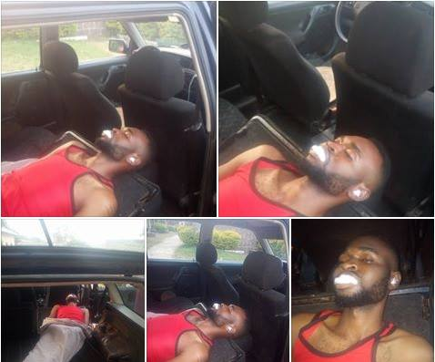 """, Comedian MC Kind Slumps & dies after being """"Poisoned By Friends"""" (Graphic Photos), Effiezy - Top Nigerian News & Entertainment Website"""