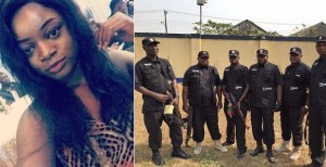 """SARS Officers Who Sexually Harassed Lady, Tag Her A """"yahoo Girl"""", arrested"""