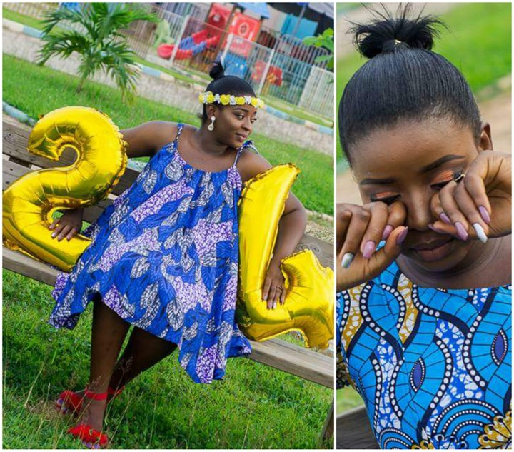 """, """"Are You Sure You Are 24 Or 42?"""" – Lady Who Celebrated Her 24th Birthday Asked, Effiezy - Top Nigerian News & Entertainment Website"""