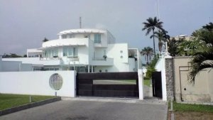 Beautiful mansions of Nigerian celebrities No 3