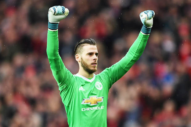 """, """"Cristiano Ronaldo has told Real Madrid to sign David De Gea or Thibaut Courtois"""", Effiezy - Top Nigerian News & Entertainment Website"""