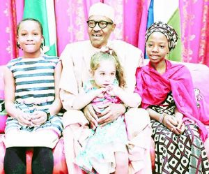 Presidential campaign fund: Buhari meets Nicole, N5,785 donor