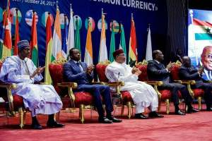Buhari reveals why ECOWAS countries can't use single currency by 2020