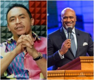 Freeze reacts to House on the Rock members' 'walk out' during Adefarasin's sermon
