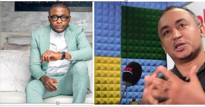 , Daddy Freeze Disagrees With Ubi Franklin On Tithe Payment, Effiezy - Top Nigerian News & Entertainment Website