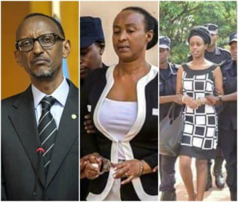 , Rwandan President Paul Kagame reportedly arrests mother and daughters over plan to run for Presidency (PHOTOS), Effiezy - Top Nigerian News & Entertainment Website