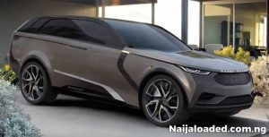 Too Dope! Have You All Seen The 2018 Range Rover About To Be Released? (Photos Here)