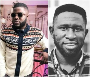 Skales blasts music critic Osagie for calling him a copycat (See Tweets)