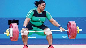 Incredible!! Nigeria Win 9 Gold In First Day Of Ongoing Weightlifting Championship In Uganda