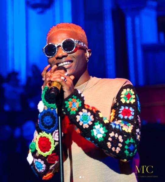 Wizkid wants youths to use #EndSARS campaign power in next election