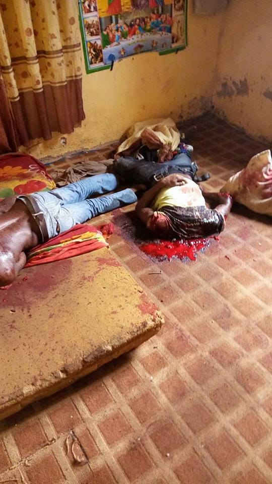 , 3 men beheaded by rival cult in Imo State (Graphic Photos), Effiezy - Top Nigerian News & Entertainment Website