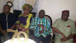 Senator Arthur Nzeribe Celebrates 79th Birthday In Abuja (Photos)