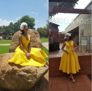 Adesua Etomi shares new photos from her stay in South Africa – (Photos)