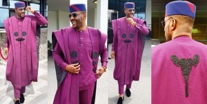 'Ebuka Obi-Uchendu is Nigeria's best dressed man'- Banky W