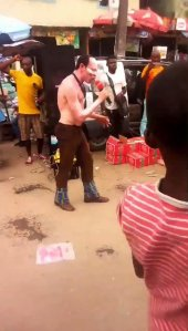 Funny Video – Oshogbo weed at work