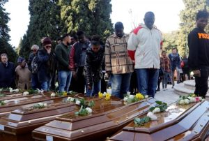 Italy apologizes to Nigerian government for hurriedly burying 26 girls