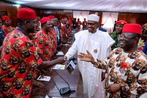 We will not be fooled by Buhari's visit to the South-East – MASSOB reacts
