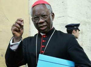 Cardinal Francis Arinze celebrates his 85th birthday today