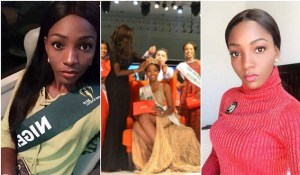 'Why I'm Not Allowed To Have A Boyfriend' – Miss Nigeria, Chioma Obiadi Reveals