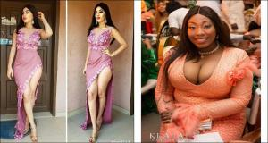 3 sexy gowns worn at Nigerian weddings last weekend (Photos)