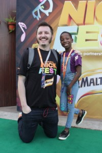 Comedienne Emanuella Hosts Nickelodeon's International Nickfest Show