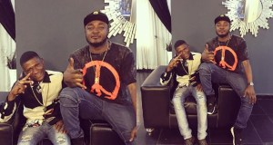 , MC Galaxy Shares Picture With Bobrisky's Gateman, Jacob, Promises To Bless Him (Photo), Effiezy - Top Nigerian News & Entertainment Website