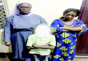 Kidnapped boys found in reverend sister's orphanage home (Photo)